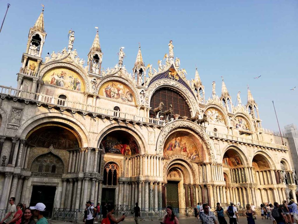 Visiting The St Mark S Basilica In Venice All Tips Important Information